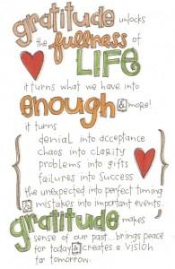 Gratitude 9